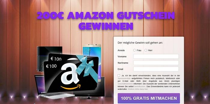 4d60adac6cad7a 200 Euro Amazon Gutschein Gewinnspiel Logo