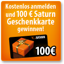 100 Euro Geschenkkarte gewinnen